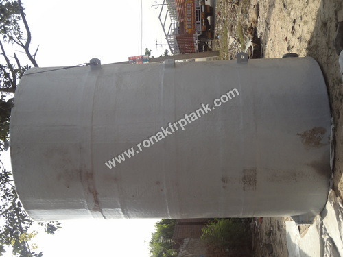 PP Frp Acid Storage Tank