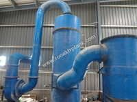 Wet Scrubber with Venturi Scrubber