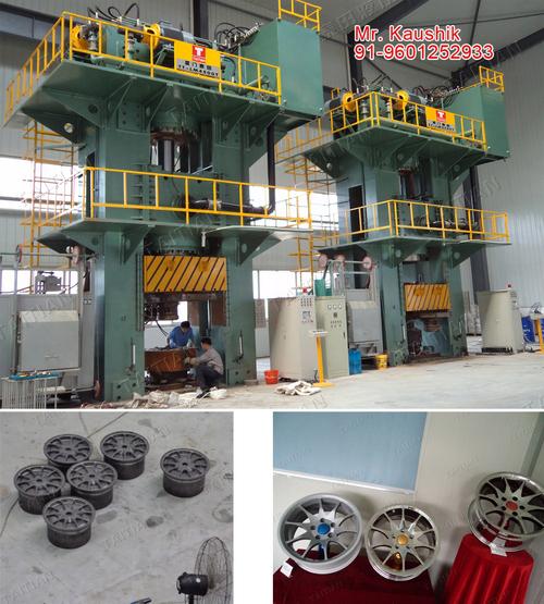 4500T Hot Forging Press