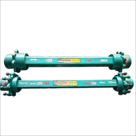 Wagon Trolley Axle