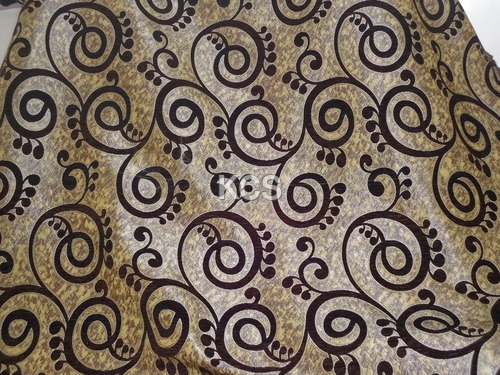 Cottan Designer Chenille Fabric