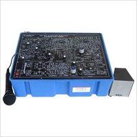 DSB / SSB-SC Amplitude Modulation & Demodulation Trainer
