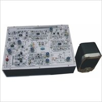 DSB / SSB AM Transmitter Trainer
