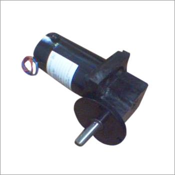 PMDC Worm Gear Motor 100 W