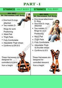 Safety Belts & Harness