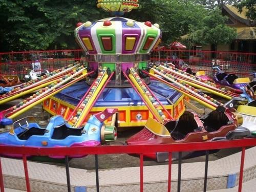 Thrill Rides (Telecombat)