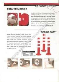 Convex Mirror / Spring Post