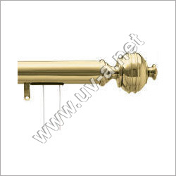 Curtain Rod Vacuum Metallizing