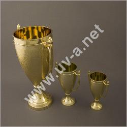 Metallised Services On Trophies
