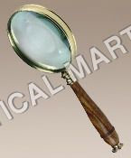 NAUTICAL MAGNIFYING GLASS.