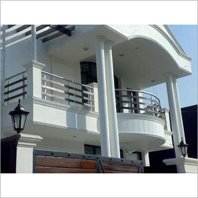 Outdoor Balcony Railings Design Arch D 68 Sec 6 Gautam Budh