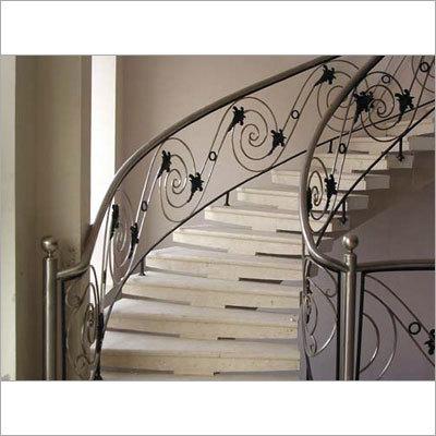 Designer Staircase Railings