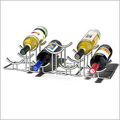 SS Wine Rack