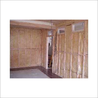 Industrial Acoustic Insulation