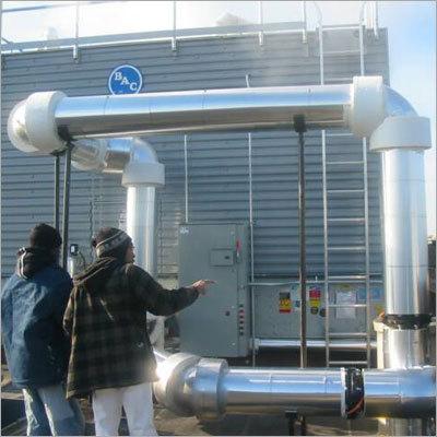 Boiler Insualtion