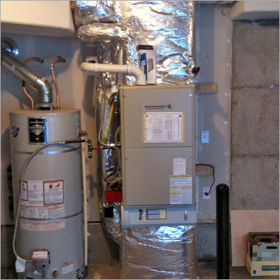 Insulated Over Ducts