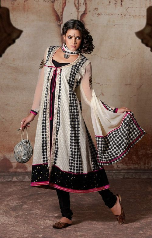 MIX AND MATCH ANARKALI