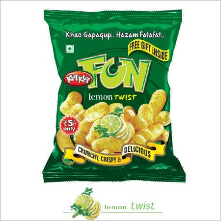 Lemon Flavour Snacks