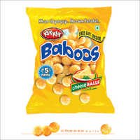 Cheese Flavoured Snacks