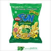 Pudina Flavour Snacks
