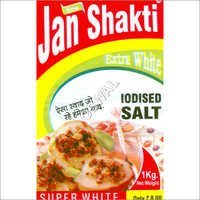 Extra White Iodized Salt
