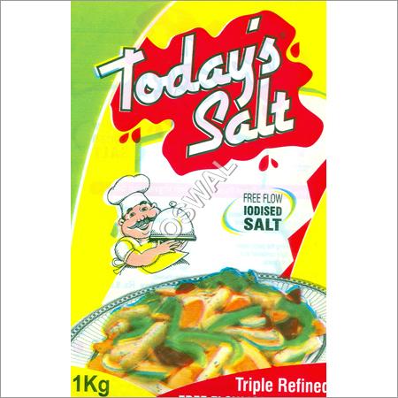 Triple Refined Salt