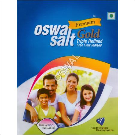 Triple Refined Iodized Salt