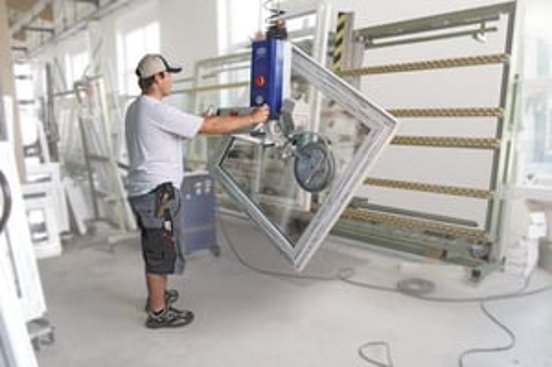Vacuum Lifting Device Vacumaster Window
