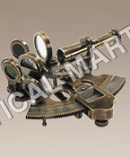 NAUTICAL BRONZE POCKET SEXTANT