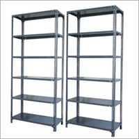 Light Duty Slotted Angle Rack