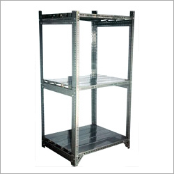 Channel Slotted Angle Rack