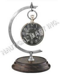 NAUTICAL  STAND FOR EYE OF TIME'NICKEL..