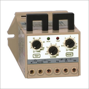 Electronic Motor Protection Relays