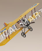 Small Sopwith Camel Airplane