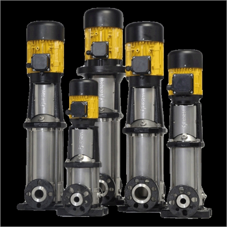ESPA make SS Multistage Centrifugal Pumps