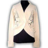 Knitted Cardigan Women