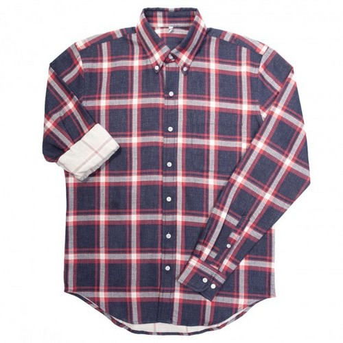 Mens Check Shirts