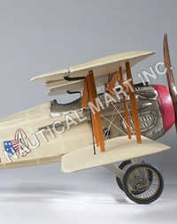 NAUTICAL SPAD XIII PLANE..