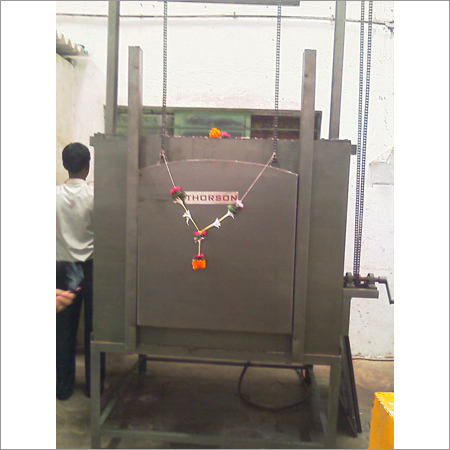 Industrial Muffle Furnace