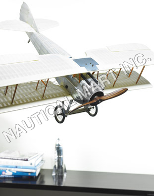 NAUTICAL SPAD TRANSPARENT PLANE..