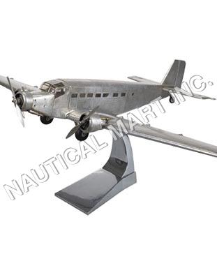 NAUTICAL JUNKER JU-52 IRON ANNIE PLANE..