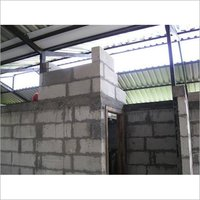 Autoclaved Aerated Concrete  Blocks Plant