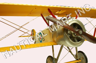 NAUTICAL 250cm WINGSPAN SOPWITH PLANE..