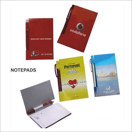 Custom Promotional Note Pads
