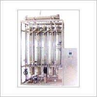 Multiple Effect Distillation Still