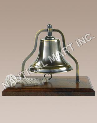 NAUTICAL PURSER'S BELL...