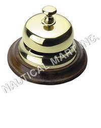 NAUTICAL SAILOR'S INN DESK BELL