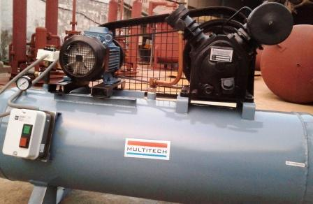 5 H.P. Air Compressor