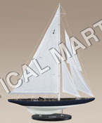 NAUTICAL J-YACHT RAINBOW 1934