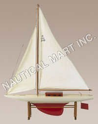 NAUTICAL RASCAL POND YACHT...